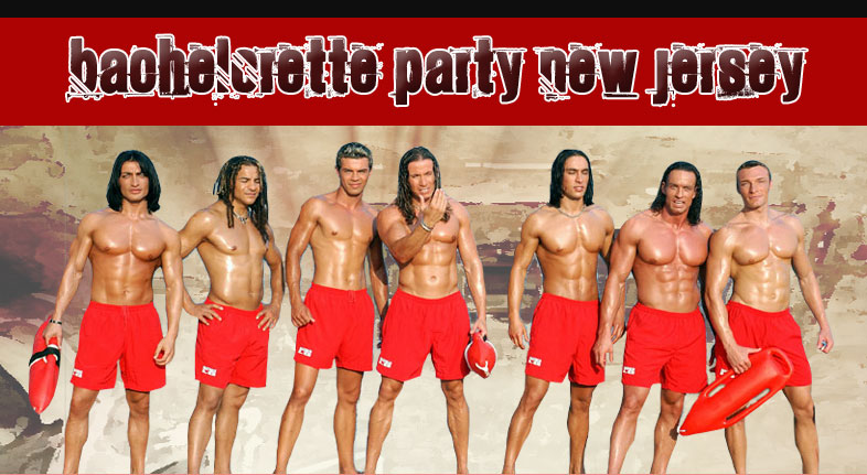Male strippers images for bachelorette parties.