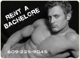 Rent a male stripper offer.